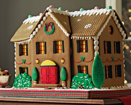 Gingerbread house contest 2015 for Gingerbread house floor plans