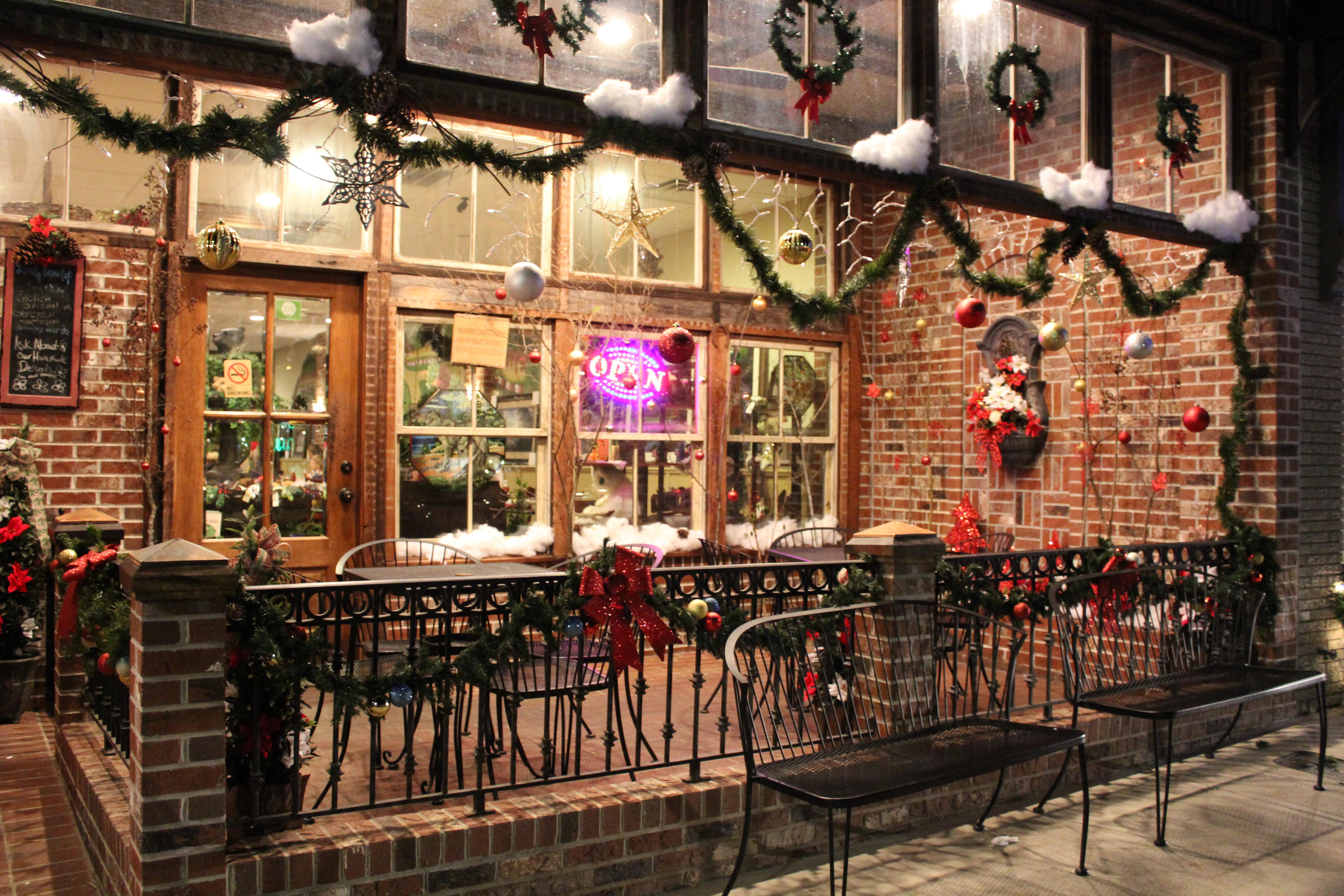 Serenity Garden Cafe Blue Ridge